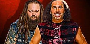 Matt Hardy y Bray Wyatt, ¿podrían volver a unirse? 2