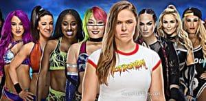 Mujeres WWE