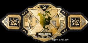 NXT North America Champion