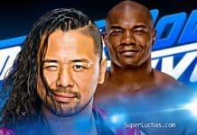 SD Live Nakamura vs Shelton