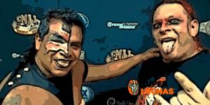 Virus y Disturbio, segundos finalistas por el Campeonato de Parejas de la Coliseo 109