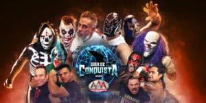 AAA: Gira de Conquista arribará a San Luis Potosí 30
