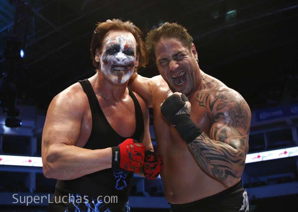 Entrevista: El Mesías habla de AAA, TNA, WWE, Vampiro y mucho más 4