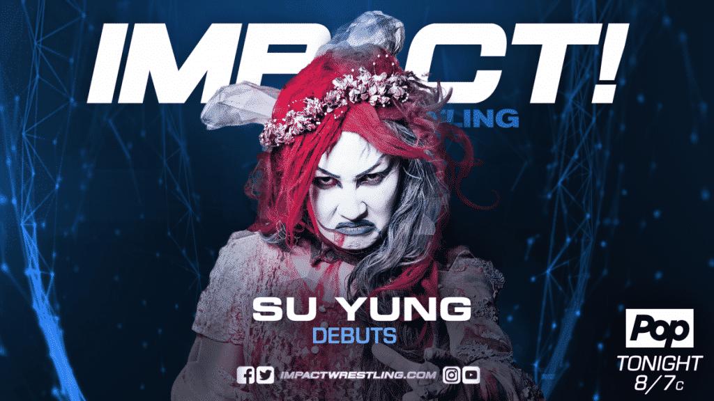 """Su Yung: """"Debutar en Impact es un sueño hecho realidad"""" 2"""