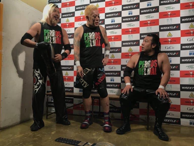 Tokyo Gurentai recuerda a Hijo del Perro Aguayo 2