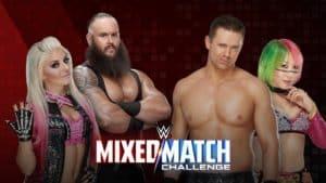 WWE Mixed Match Challenge (20/03/2018)