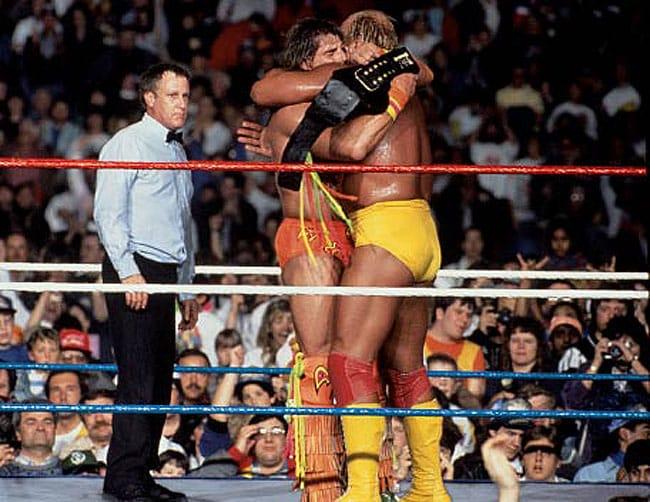 ¿Cuál ha sido el mejor final de una WrestleMania para WWE? 3