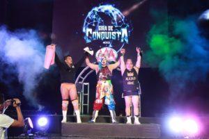 AAA: Gira de Conquista en Cuernavaca y el dominio de Los Alvarado 51