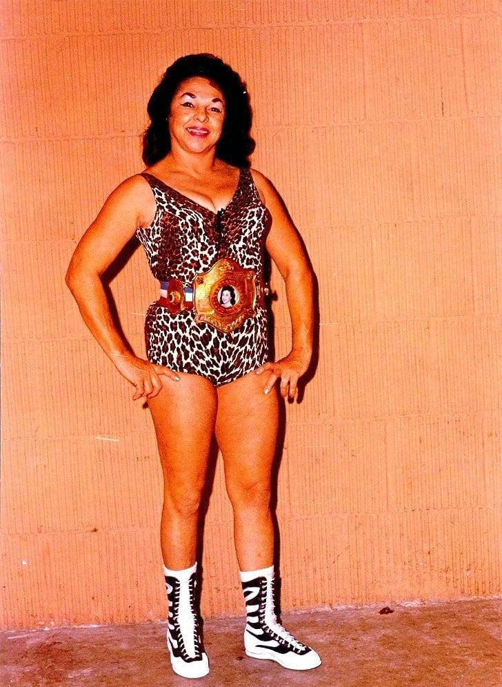 El error de WWE al honrar a Fabulous Moolah con la campal 4