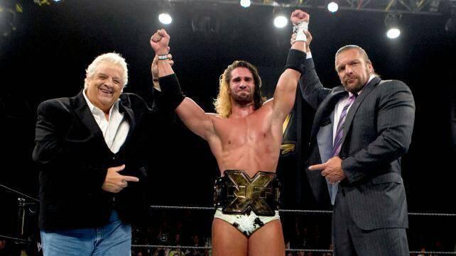 WWE vs. NXT: ¿una batalla tras bambalinas? 2