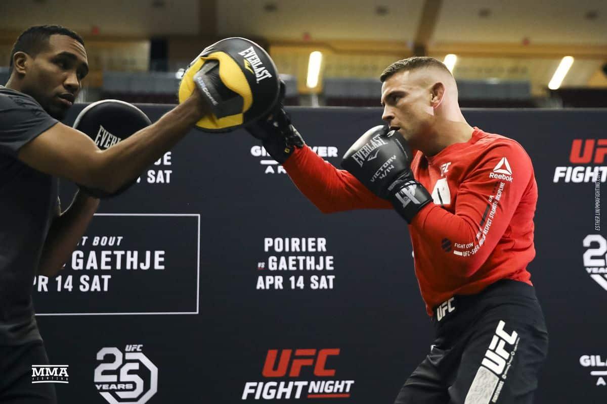 UFC on FOX 29 - Fotos y vídeos de los entrenamientos 1