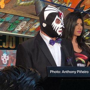 VIDEO: LUCHA VLOG #9 Homenaje a Dos Leyendas Mil Mascaras y Salvador Luterroth 1