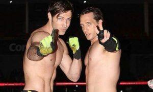 Angélico y Jack Evans dejan Lucha Underground 14