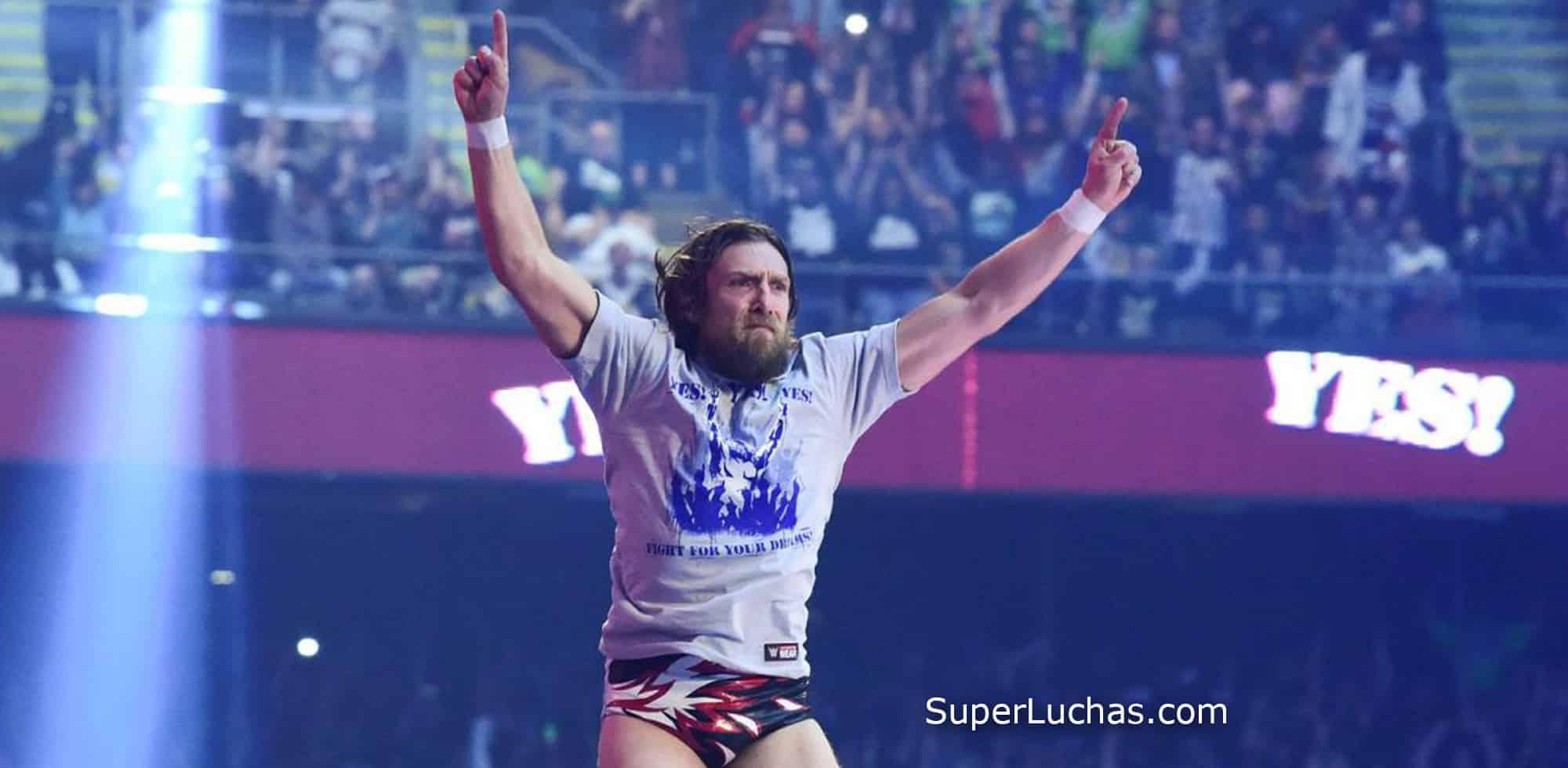 Daniel Bryan / WWE© / SuperLuchas.com / SÚPER LUCHAS