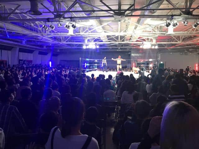"Dragon Gate: ""Glorious Gate 2018"" inició la disputa por título vacante 1"