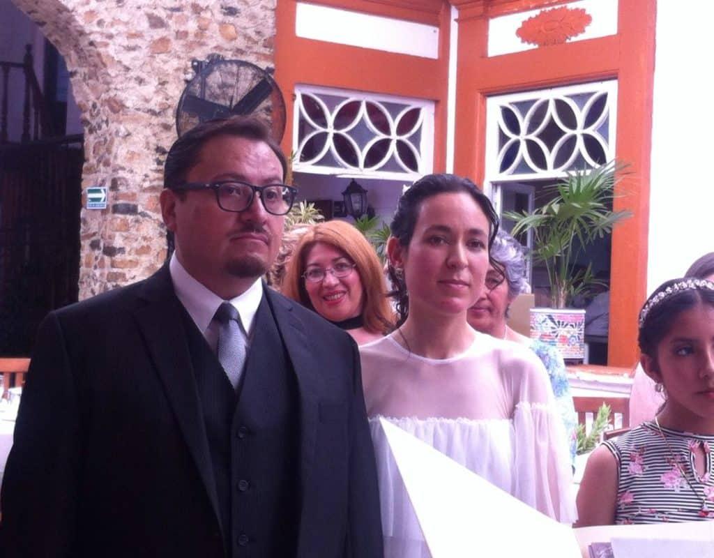 ¡Felicidades a nuestro Editor en Jefe, Ernesto Ocampo por su boda! 5