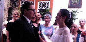 ¡Felicidades a nuestro Editor en Jefe, Ernesto Ocampo por su boda! 8