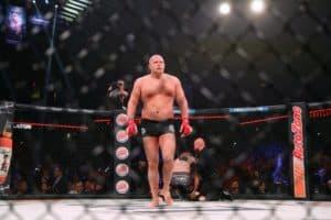 Emelianenko derrota a Mir por nocaut 7