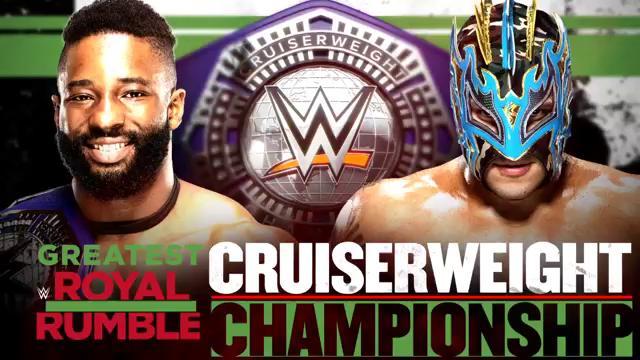 Resultados Greatest Royal Rumble (27-04-18) — WWE en Arabia Saudita 18