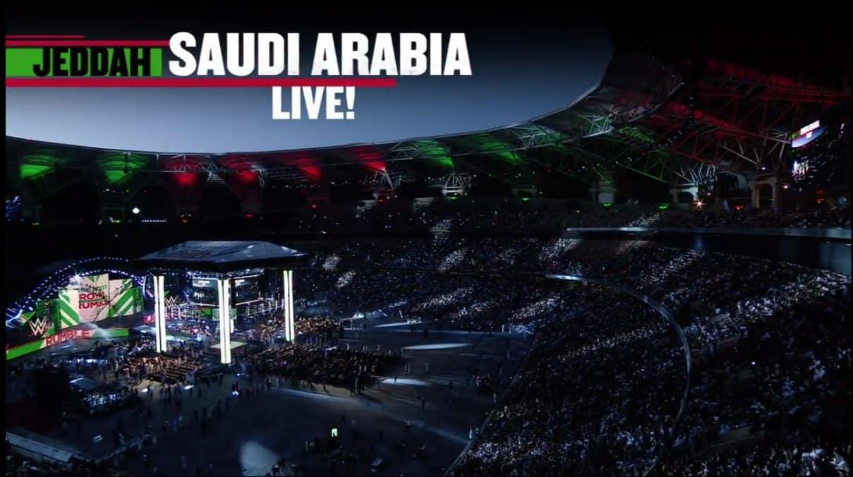 Resultados Greatest Royal Rumble (27-04-18) — WWE en Arabia Saudita 4