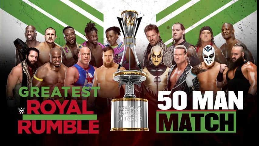 Resultados Greatest Royal Rumble (27-04-18) — WWE en Arabia Saudita 98