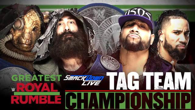 Resultados Greatest Royal Rumble (27-04-18) — WWE en Arabia Saudita 41