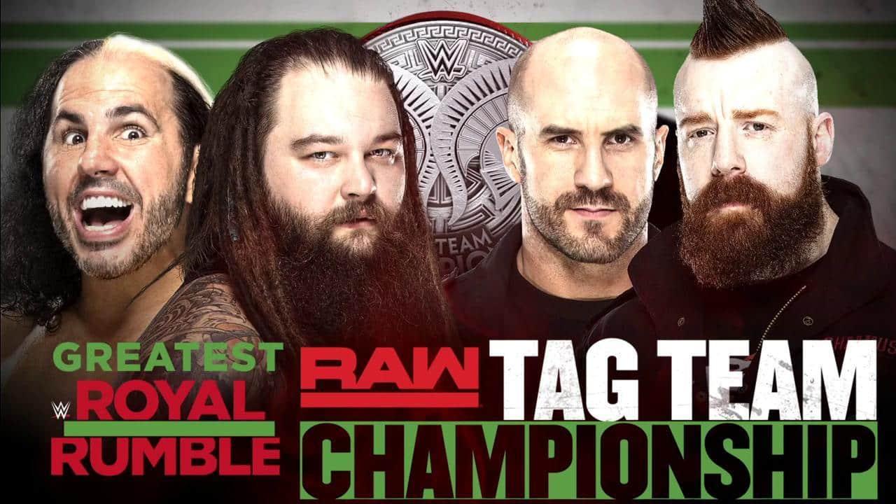 Resultados Greatest Royal Rumble (27-04-18) — WWE en Arabia Saudita 27