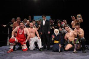 "Toshiaki Kawada Produce: ""Holy War~Prologue"" 72"