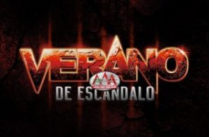 """AAA: Cartel completo """"Verano de Escándalo"""" 8"""