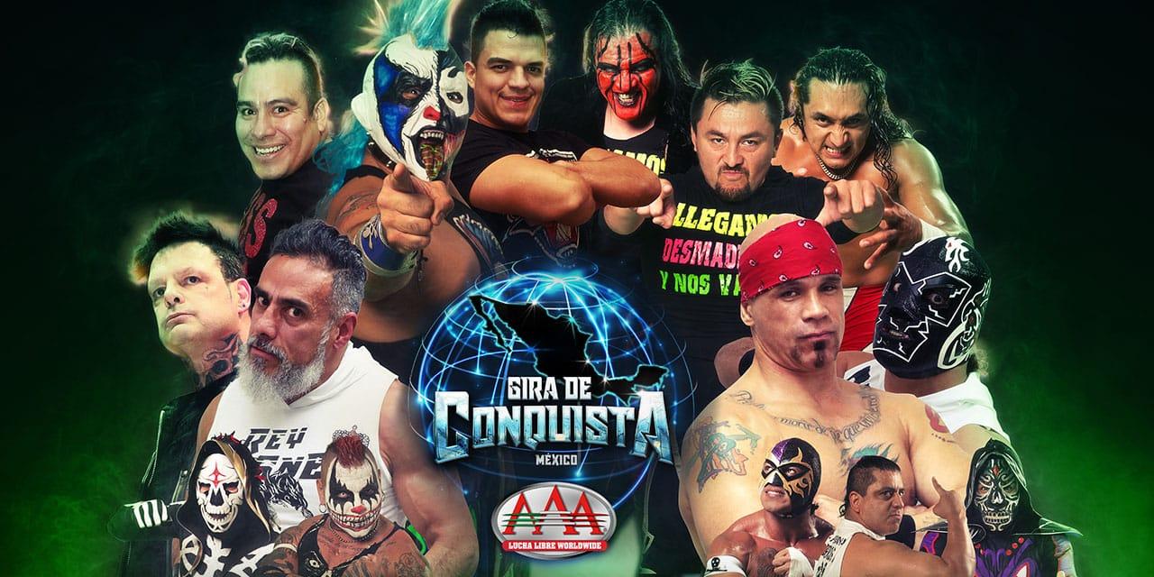 AAA: La Gira de Conquista llega a Tijuana, B.C. 11