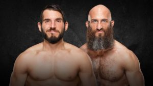 Bronson Reed busca guerra en NXT
