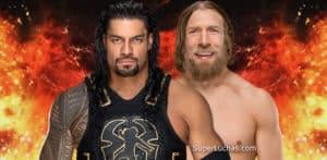 Roman Reigns / Daniel Bryan / WWE© / SuperLuchas.com / SÚPER LUCHAS