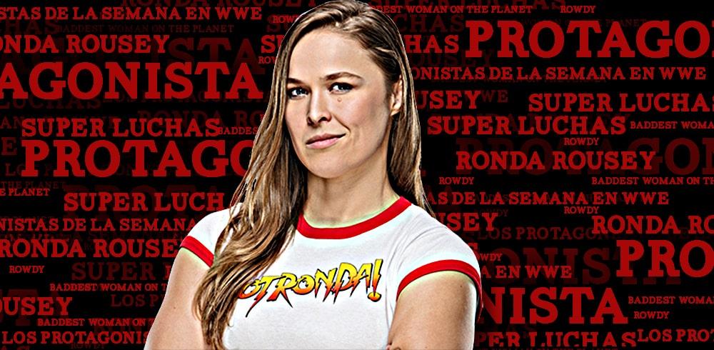 Los protagonistas de la semana en WWE - 10/jun/18 al 16/jun/18 21