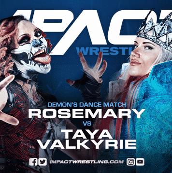 Resultados Impact Wrestling (12-abril-2018) — Rosemary vence a Taya Valkyrie 4