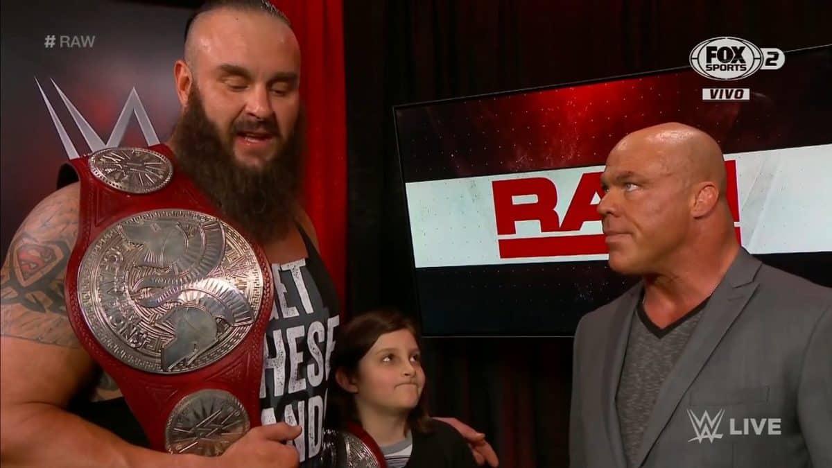 """Braun Strowman: """"Voy a ser miembro del Salón de la Fama de WWE"""" 2"""