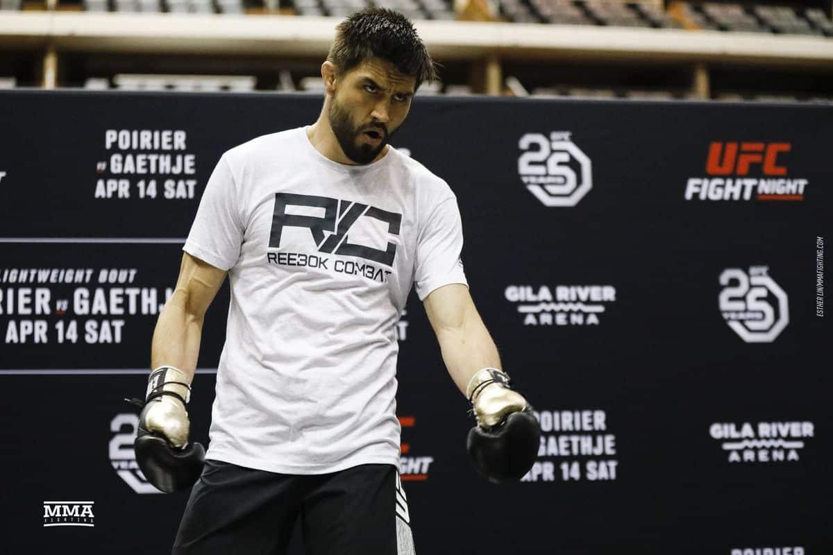 UFC on FOX 29 - Fotos y vídeos de los entrenamientos 2