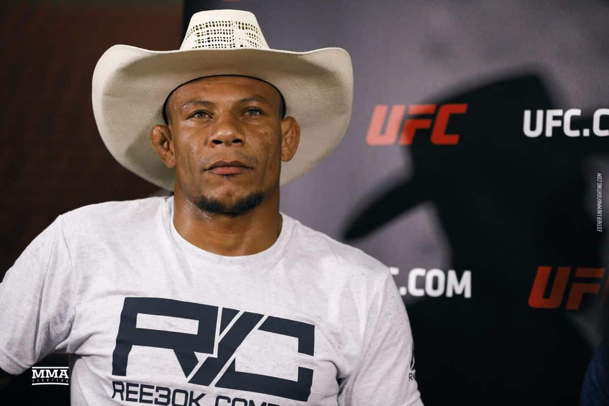UFC on FOX 29 - Fotos y vídeos de los entrenamientos 3