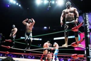 CMLL: El Domingo Familiar de Arena México fue territorio Dinamita 46