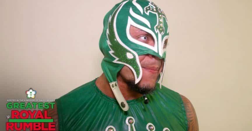 Se desmiente que Rey Mysterio haya firmado ya con WWE 2