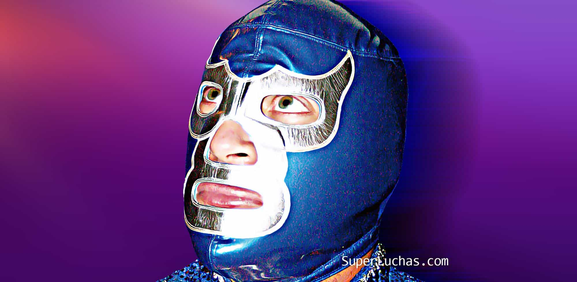 Blue Demon Jr. llega a Disney Channel 2