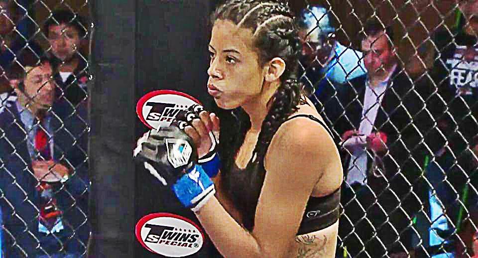 """Combate Américas (11-05-18)- """"Combate Américas: México vs. USA"""" Lisbeth """"Coneja"""" López Silvavs Brenda Enríquez 5"""