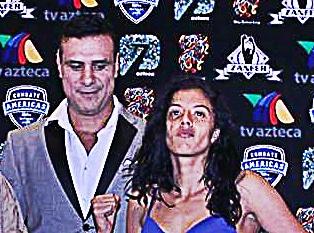 """Combate Américas (11-05-18)- """"Combate Américas: México vs. USA"""" Lisbeth """"Coneja"""" López Silvavs Brenda Enríquez 2"""