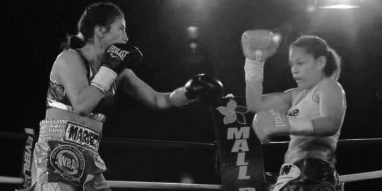 Boxeadora Laura Lecca denuncia irregularidades en su pelea contra Maribel Ramírez 2