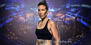 Leslie Smith / UFC© / SuperLuchas.com / SÚPER LUCHAS