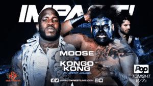 Resultados Impact Wrestling (24-mayo-2018) — Sydal retiene, Moose vence a Kong 12