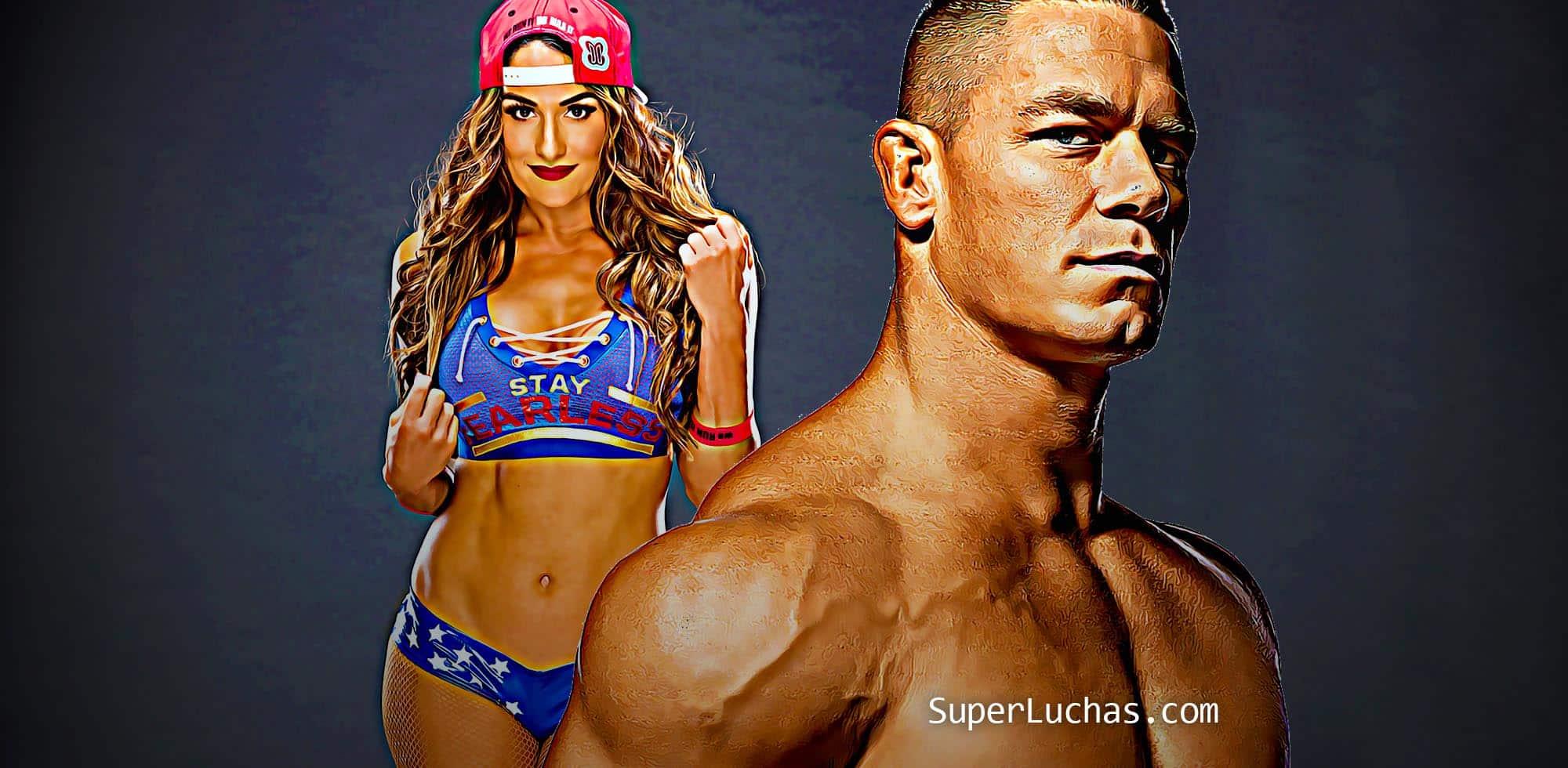 Nikki Bella vs. John Cena