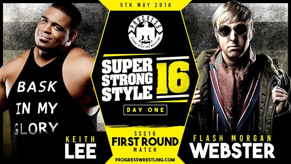 Resultados de PROGRESS Super Strong Style 16 2018 Día 1 8