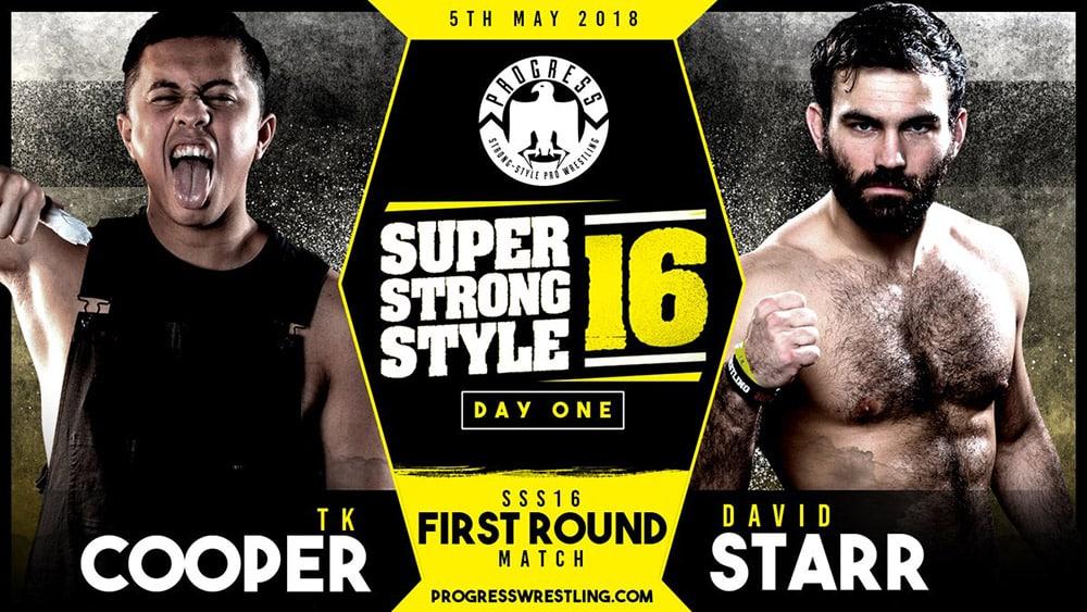 Resultados de PROGRESS Super Strong Style 16 2018 Día 1 4