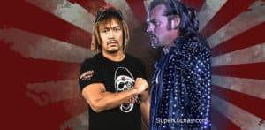 Tetsuya Naito / Chris Jericho / WWE© / SuperLuchas.com / SÚPER LUCHAS