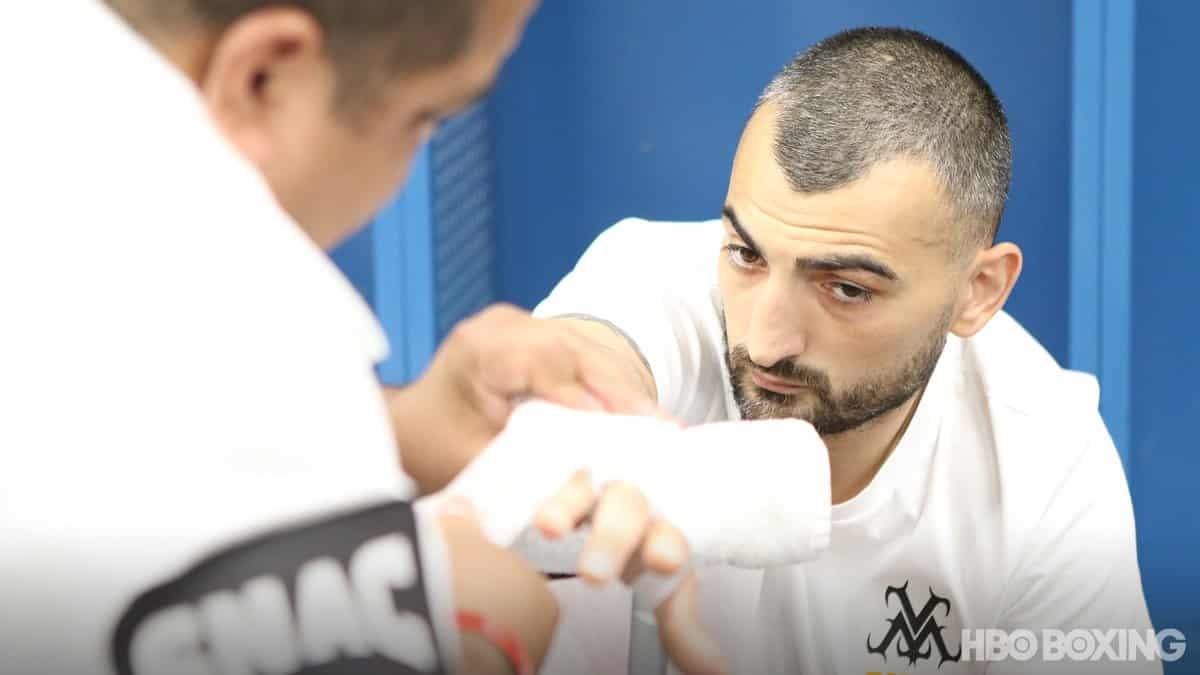 Un boxeador fue detenido por violencia doméstica 1